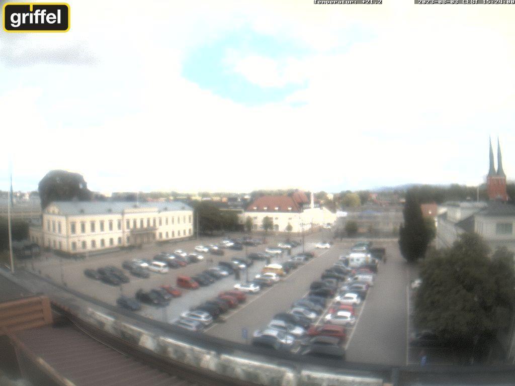 Webcam Växjö, Växjö, Småland, Schweden
